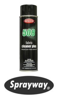 Sprayway Fabric Cleaner 508